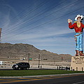 West Wendover Nevada Print by Frank Romeo