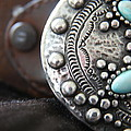 Western belt detail by Lynn England