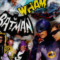 WHAM Poster by Russell Pierce
