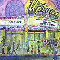 Widespread Panic Uptown Theatre  Print by David Sockrider