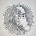 William Cullen Bryant Print by Henry Goode