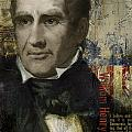 William Henry Harrison Print by Corporate Art Task Force