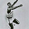 Willis Reed Print by Florian Rodarte