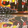 WINE REFLECTIONS Print by PainterArtist FIN
