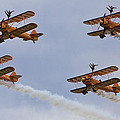 Wingwalkers  Perfect Sync Poster by Maj Seda
