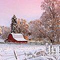 Winters Glow Print by Reflective Moments  Photography and Digital Art Images