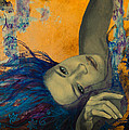 Within Temptation Print by Dorina  Costras