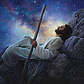Worlds Without End Print by Greg Olsen