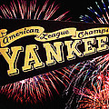 Yankees Pennant 1950 Poster by Bill Cannon