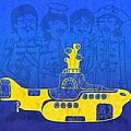 Yellow Submarine Print by Andee Photography