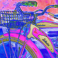 Yesterday It Seemed Life Was So Wonderful 5D25760 Square p45 Print by Wingsdomain Art and Photography