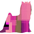 Yorkshire Terrier Print by Irina  March