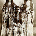 Young Kiowa Belles 1898 Poster by Unknown