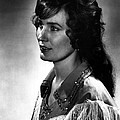 Younger Loretta Lynn Print by Retro Images Archive