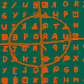 Zodiac Killer Code and SIgn 20130213p28 Poster by Wingsdomain Art and Photography