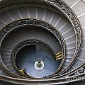 Heart of the Vatican Museum Poster by Sandra Bronstein