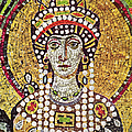 THEODORA (c508-548) Poster by Granger