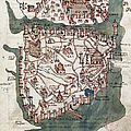 CONSTANTINOPLE, 1420 Print by Granger