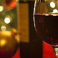 A Drink by the Tree Print by Andrew Soundarajan