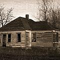 Abandoned Farm House Poster by Richard Wear