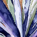 Agave 3 Poster by Eunice Olson