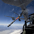 An F-15 Eagle Pulls Into Position Print by HIGH-G Productions