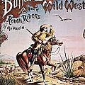 BUFFALO BILL: POSTER, 1893 Print by Granger