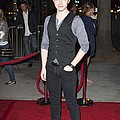 Chris Colfer At Arrivals For American Poster by Everett