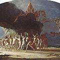 Come Unto These Yellow Sands Print by Richard Dadd