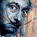 Dali Poster by Paul Lovering