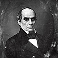 Daniel Webster Print by Photo Researchers