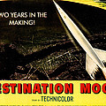 Destination Moon, 1950 Poster by Everett