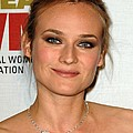 Diane Kruger At Arrivals For The Print by Everett