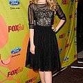 Dianna Agron At Arrivals For Fox Fall Poster by Everett