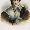 FRANCES WRIGHT (1795-1852) Print by Granger