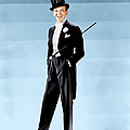 Fred Astaire, Ca. 1930s Poster by Everett
