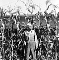 Giant Corn Man Poster by Gerhardt Isringhaus