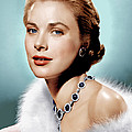 Grace Kelly, Ca. 1955 Poster by Everett