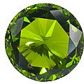 green gem isolated Poster by ATIKETTA SANGASAENG