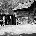 Grist Mill Poster by Regina McLeroy