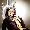 Holiday, Katharine Hepburn, 1938 Print by Everett
