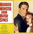 I Married A Monster From Outer Space Poster by Everett
