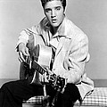 Jailhouse Rock, Elvis Presley, 1957 Print by Everett