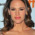 Jennifer Garner At Arrivals For Butter Print by Everett