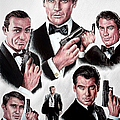 Licence to kill Print by Andrew Read