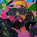 Macho Man Poster by Brian Typhair