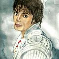 Michael Jackson - Captain Eo by Nicole Wang