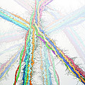 Molecular Collisions Print by Eric Heller