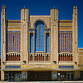Movie Theaters, Missouri Theater Print by Everett