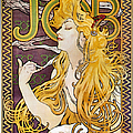 MUCHA: CIGARETTE PAPERS Poster by Granger